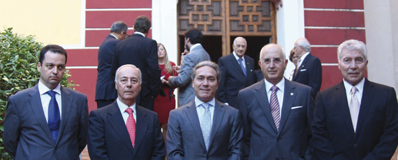 El Colegio acercará sus servicios a los particulares | Gestores Málaga