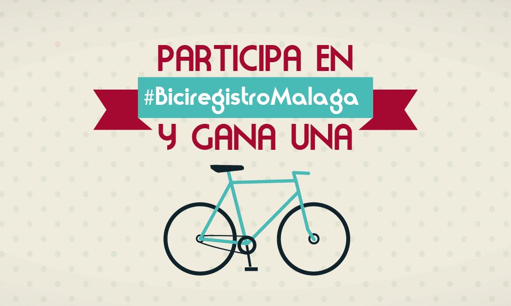 Gana una bicicleta con los gestores administrativos y el Biciregistro