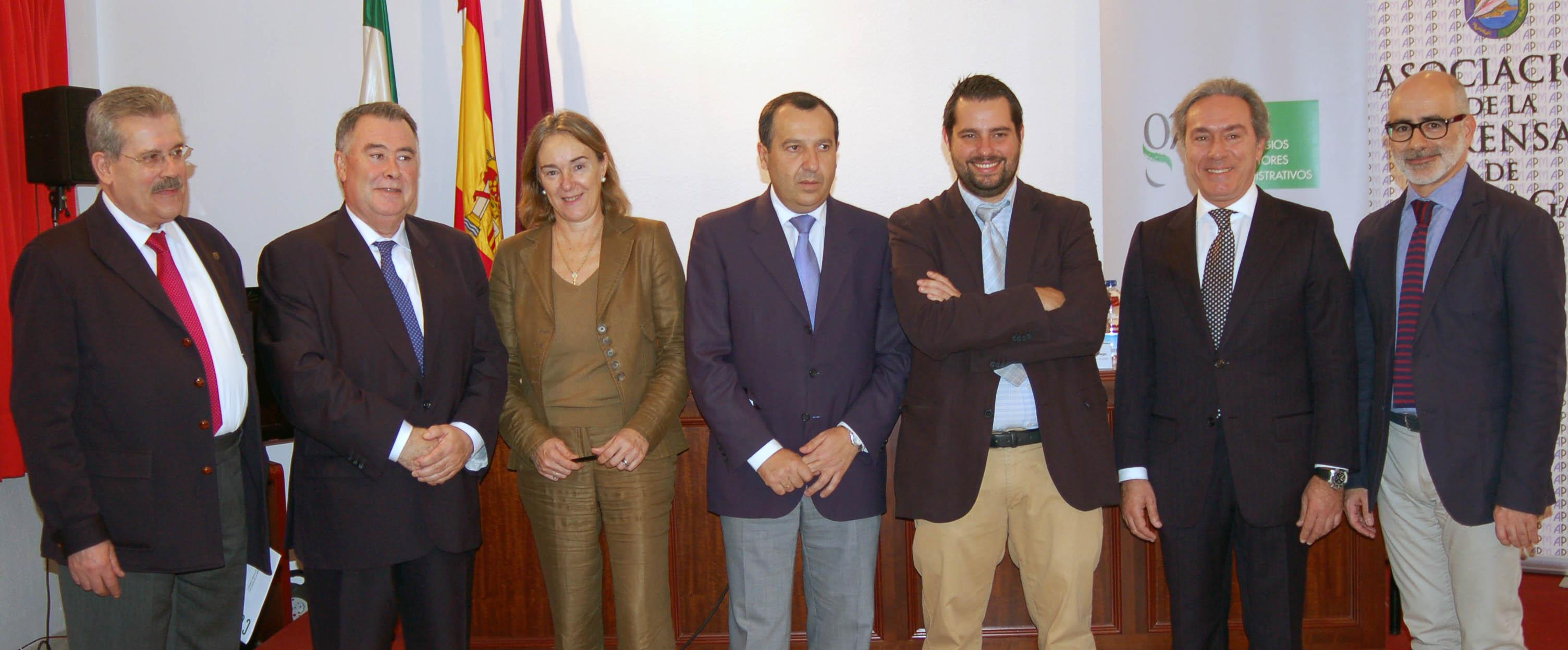 Jorge Alcántara, nuevo presidente del Consejo Andaluz | Gestores Málaga