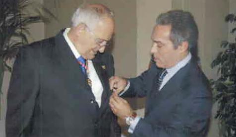 Fallece el colegiado y exmiembro de la Junta D. Jorge Salinas
