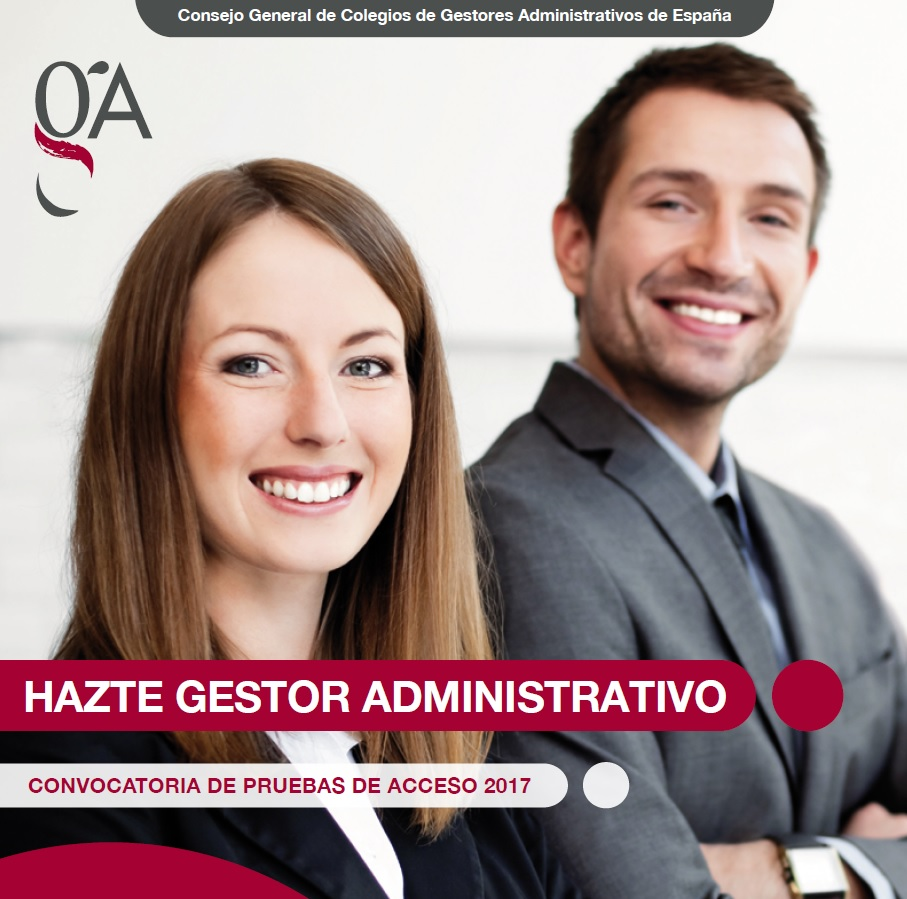Todo lo que necesitas saber sobre las pruebas de acceso a Gestor Administrativo